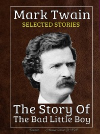 Cover Mark Twain - Selected Stories