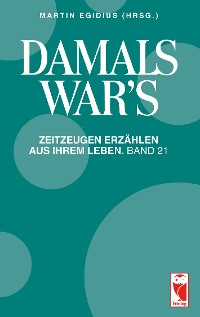 Cover Damals war's