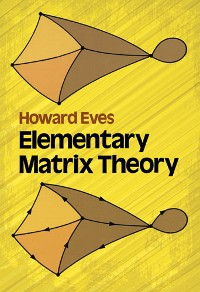 Cover Elementary Matrix Theory
