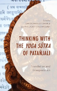 Cover Thinking with the Yoga Sutra of Patañjali