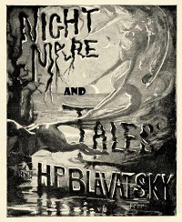 Cover Nightmare and Tales