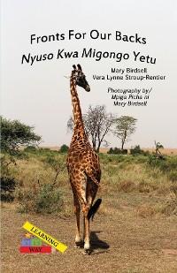 Cover Fronts For Our Backs/Nyuso Kwa Migongo Yetu