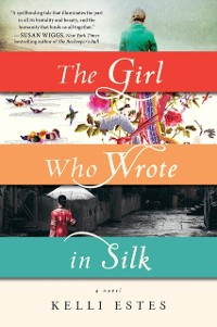Cover Girl Who Wrote in Silk