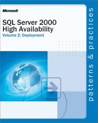 Cover SQL Server 2000 High Availability Volume 2: Deployment