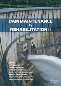 Cover Dam Maintenance and Rehabilitation II
