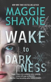 Cover Wake to Darkness (A Brown and De Luca novel, Book 3)