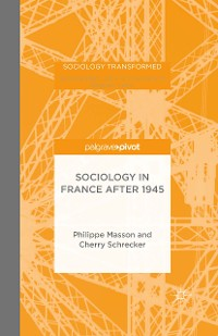 Cover Sociology in France after 1945