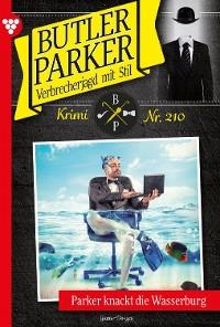 Cover Butler Parker 210 – Kriminalroman
