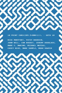 Cover 10 PRINT CHR$(205.5+RND(1)); : GOTO 10