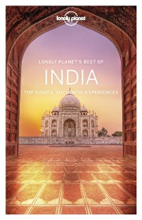 Cover Lonely Planet Best of India