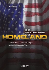Cover Die Philosophie bei Homeland