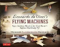 Cover Leonardo da Vinci's Flying Machines Ebook