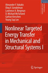 Cover Nonlinear Targeted Energy Transfer in Mechanical and Structural Systems