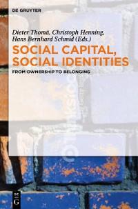 Cover Social Capital, Social Identities