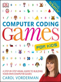 Cover Computer Coding Games for Kids