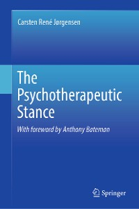 Cover The Psychotherapeutic Stance