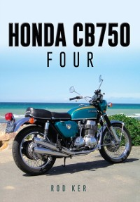 Cover Honda CB750 Four