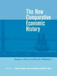 Cover The New Comparative Economic History