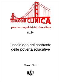 Cover Il sociologo nel contrasto delle povertà educative