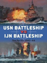 Cover USN Battleship vs IJN Battleship