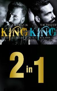 Cover Die King-Dilogie: Zwei Romane in einem E-Book