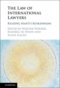 Cover Law of International Lawyers