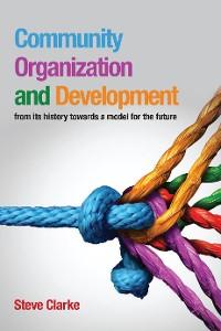 Cover Community Organization and Development