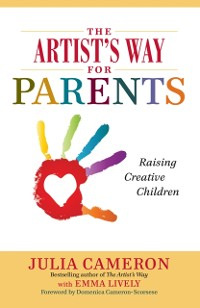 Cover Artist's Way for Parents