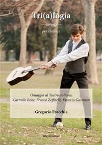 Cover Tri(a)logia per chitarra