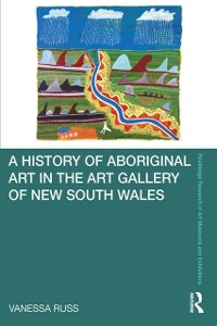 Cover History of Aboriginal Art in the Art Gallery of New South Wales