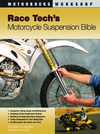 Cover Race Tech's Motorcycle Suspension Bible