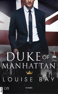 Cover Duke of Manhattan