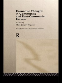 Cover Economic Thought in Communist and Post-Communist Europe