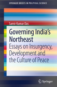 Cover Governing India's Northeast