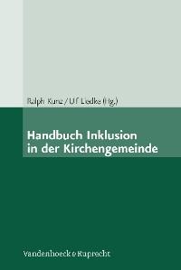 Cover Handbuch Inklusion in der Kirchengemeinde
