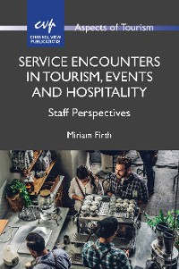 Cover Service Encounters in Tourism, Events and Hospitality
