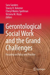 Cover Gerontological Social Work and the Grand Challenges