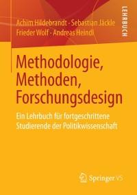 Cover Methodologie, Methoden, Forschungsdesign