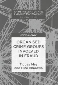 Cover Organised Crime Groups involved in Fraud