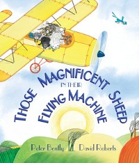 Cover Those Magnificent Sheep in Their Flying Machines