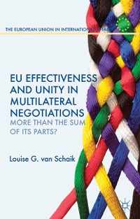 Cover EU Effectiveness and Unity in Multilateral Negotiations