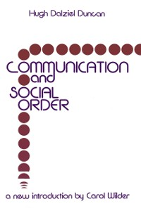 Cover Communication and Social Order