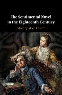 Cover Sentimental Novel in the Eighteenth Century