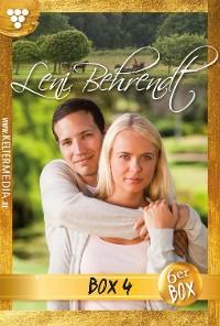 Cover Leni Behrendt Jubiläumsbox 4 – Liebesroman