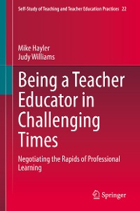 Cover Being a Teacher Educator in Challenging Times