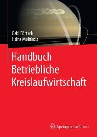 Cover Handbuch Betriebliche Kreislaufwirtschaft
