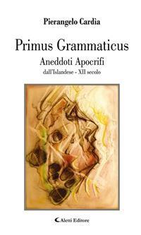 Cover Primus Grammaticus