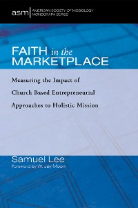 Cover Faith in the Marketplace