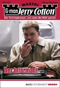 Cover Jerry Cotton 3188 - Krimi-Serie