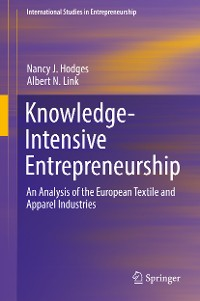 Cover Knowledge-Intensive Entrepreneurship